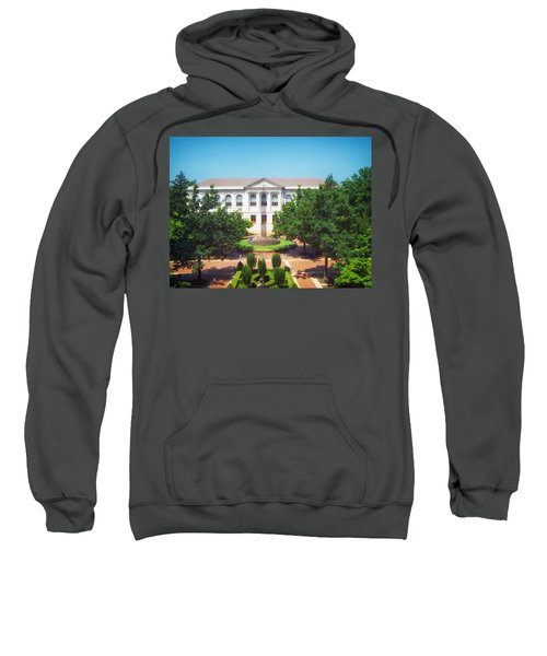 The Old Main - University Of Arkansas Sweatshirt by Mountain Dreams