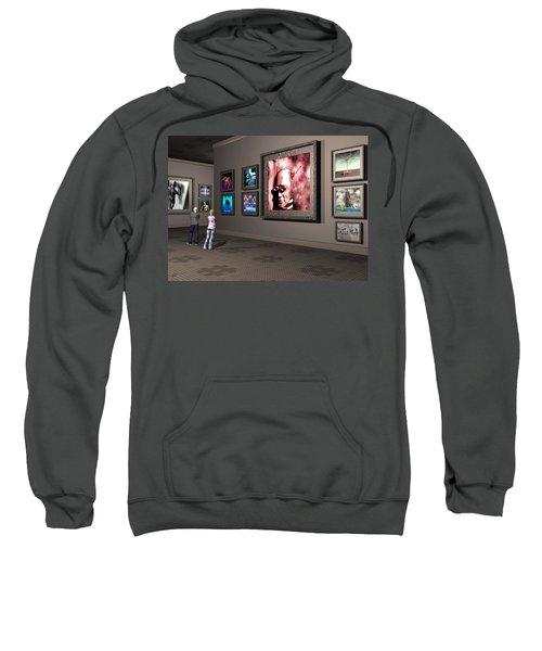 The Old Museum Sweatshirt