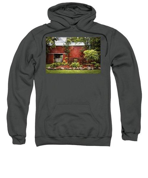 The Old Wood Cart Sweatshirt