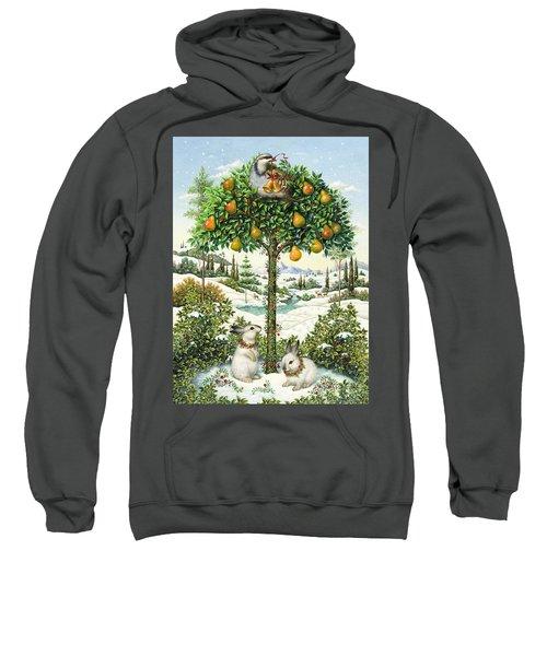 The Partridge In A Pear Tree Sweatshirt
