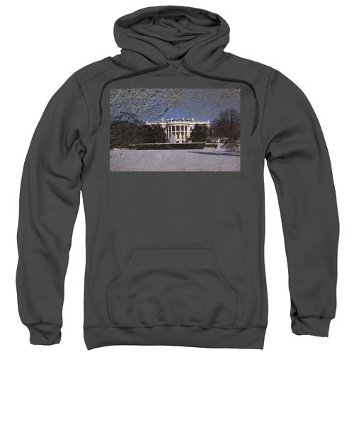 The Peoples House Sweatshirt by Skip Willits