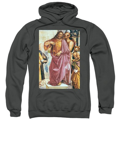 The Preaching Of The Antichrist Sweatshirt
