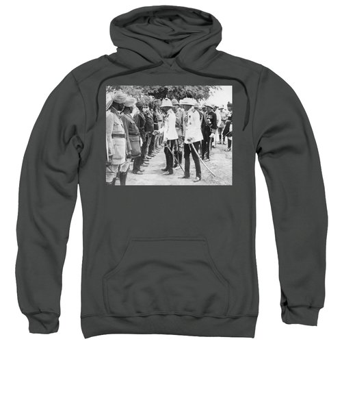 The Prince Of Wales In India Sweatshirt