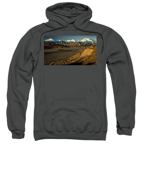 The Road Up To Polychome Pass, Denali Sweatshirt