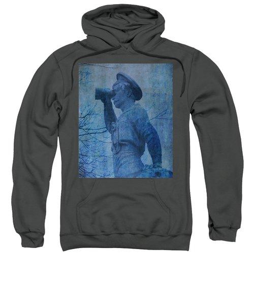 The Seaman In Blue Sweatshirt