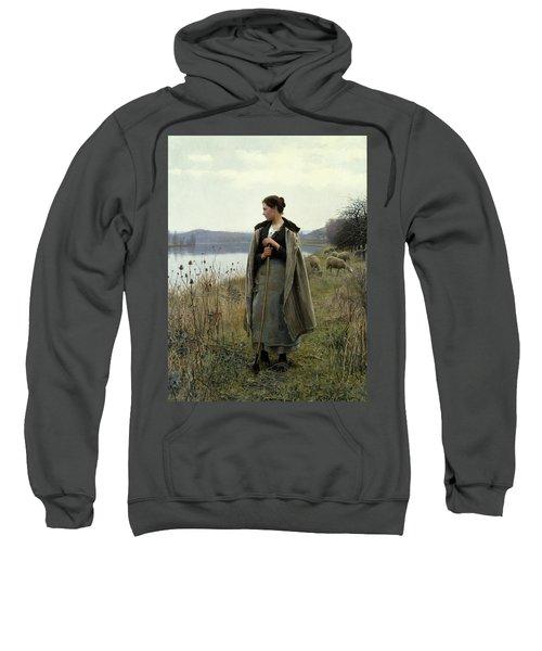 The Shepherdess Of Rolleboise Sweatshirt