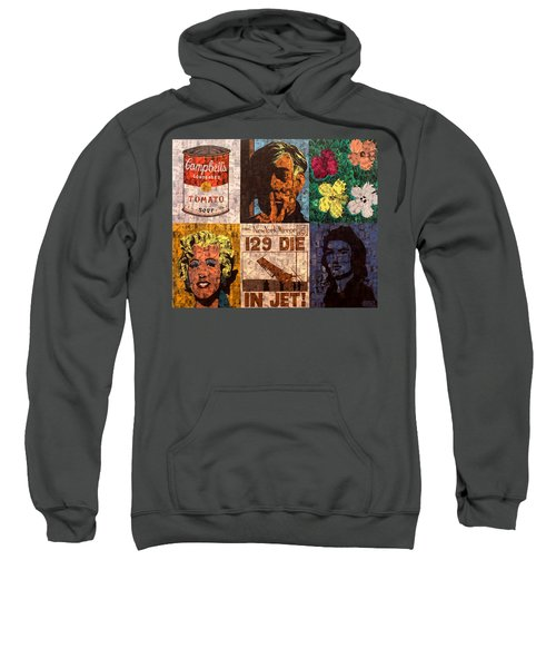 The Six Warhol's Sweatshirt