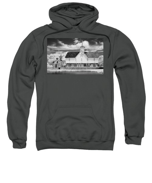 The Star Barn - Infrared Sweatshirt