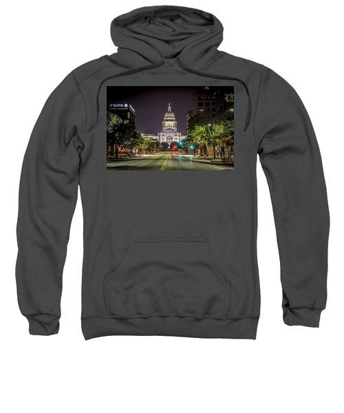 The Texas Capitol Building Sweatshirt