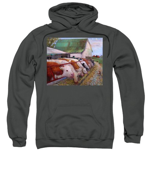 The Trought Sweatshirt