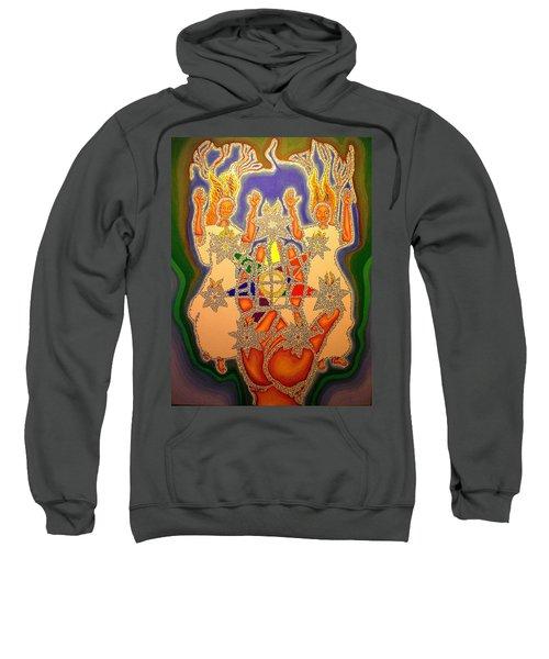 The Two Witnesses  Sweatshirt