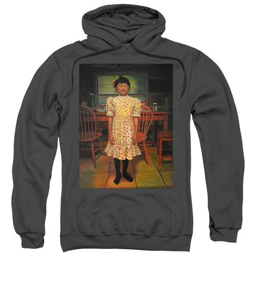 The Valentine Dress Sweatshirt