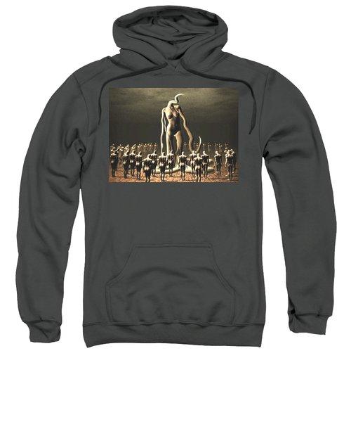 The Vile Goddess Sweatshirt