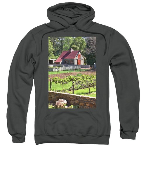 The Vineyard Barn Sweatshirt