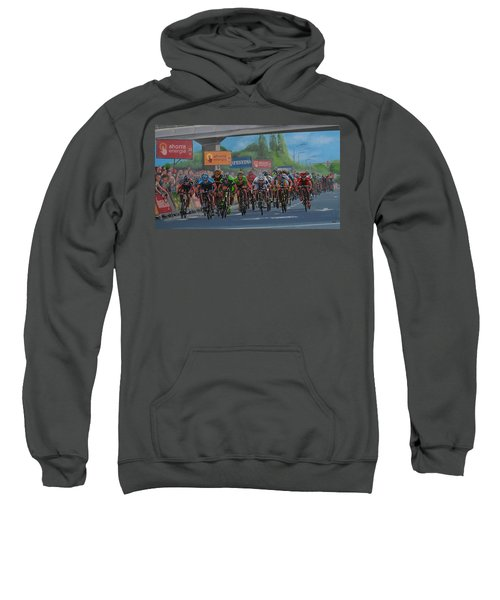 The Vuelta Sweatshirt