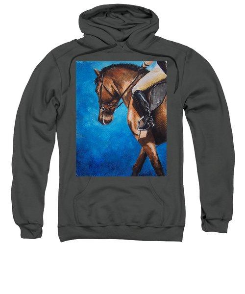 The Warm Up Sweatshirt