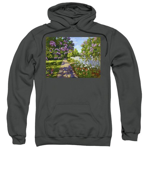 The White Fence Sweatshirt
