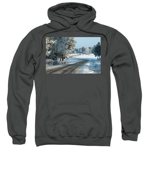 The Winding Road Sweatshirt