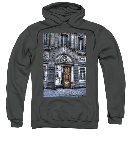 The Wooden Door Sweatshirt