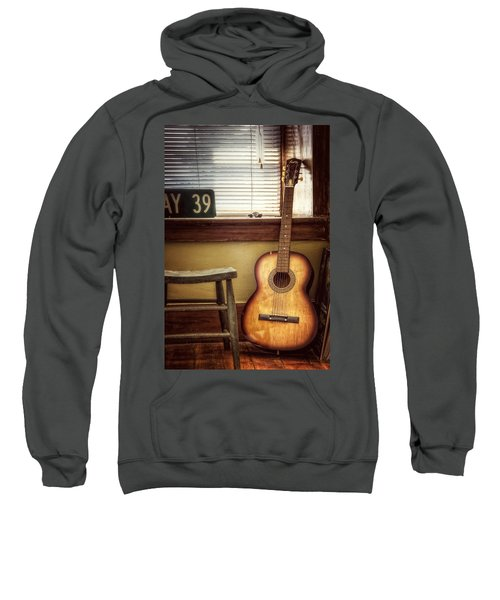This Old Guitar Sweatshirt