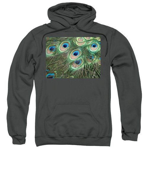 Those Danger Eyes Sweatshirt