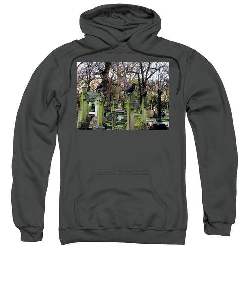 Three Ravens Sweatshirt