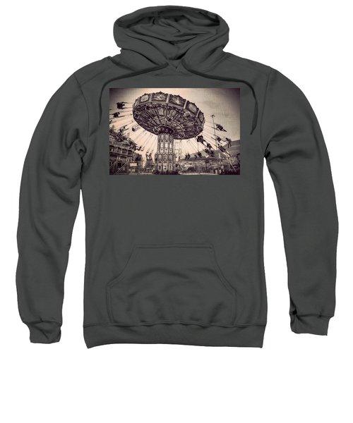 Thrill Rides Sweatshirt
