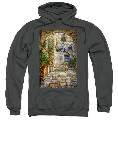 Through The Doorway Sweatshirt
