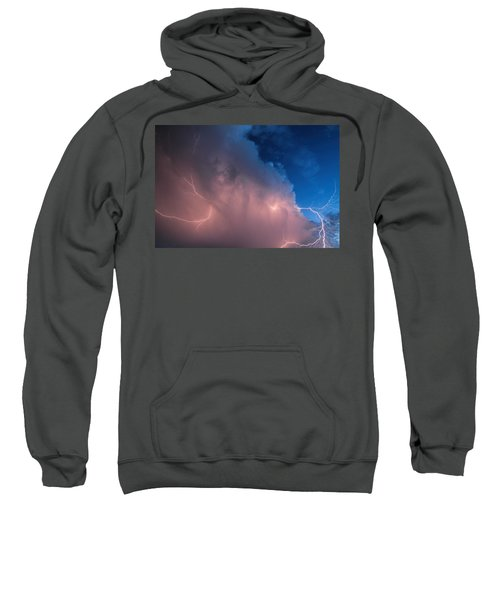 Thunder God Approaches Sweatshirt
