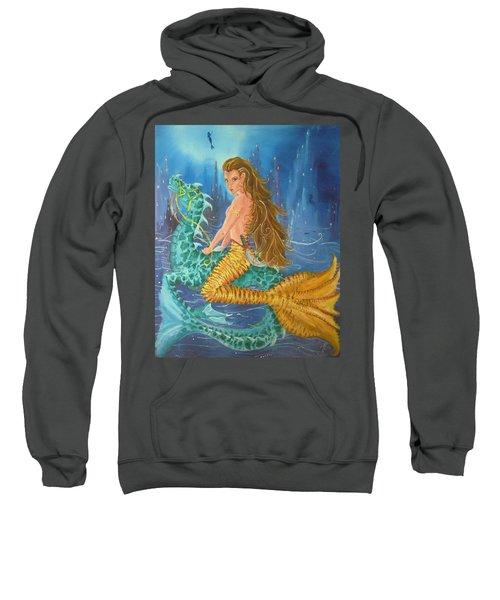 Tiger Lily Tails Sweatshirt