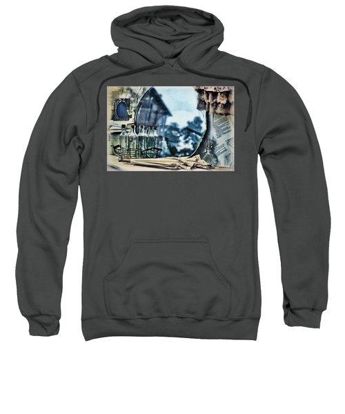 Time Warp Sweatshirt