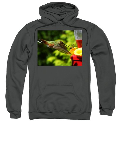 To Share Or Not To Share Sweatshirt
