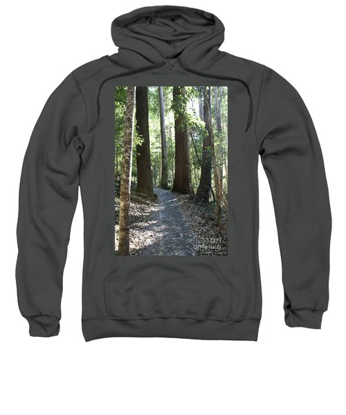 To Walk Among Giants Sweatshirt