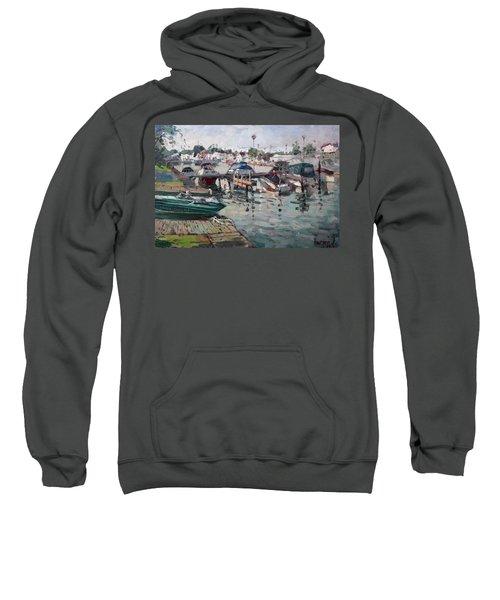 Tonawanda Island Launch Club  Sweatshirt