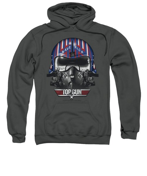 Top Gun - Maverick Helmet Sweatshirt