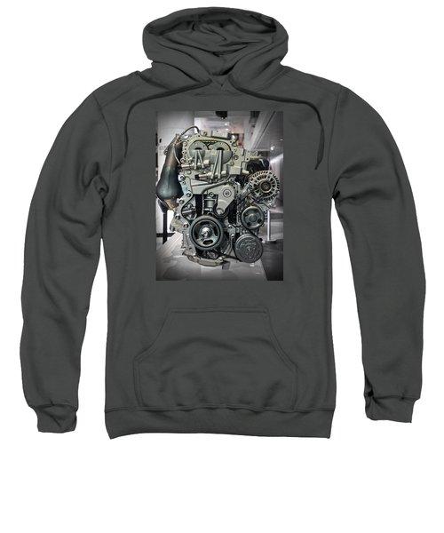 Toyota Engine Sweatshirt