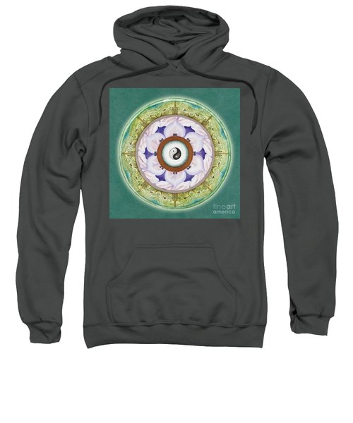 Tranquility Mandala Sweatshirt