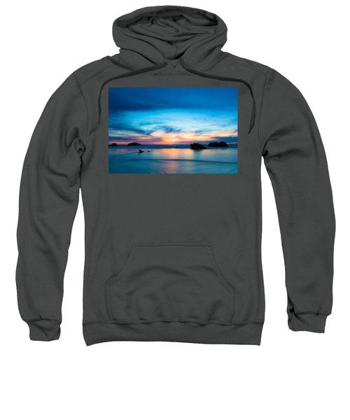 Traveling The Infinite Sweatshirt
