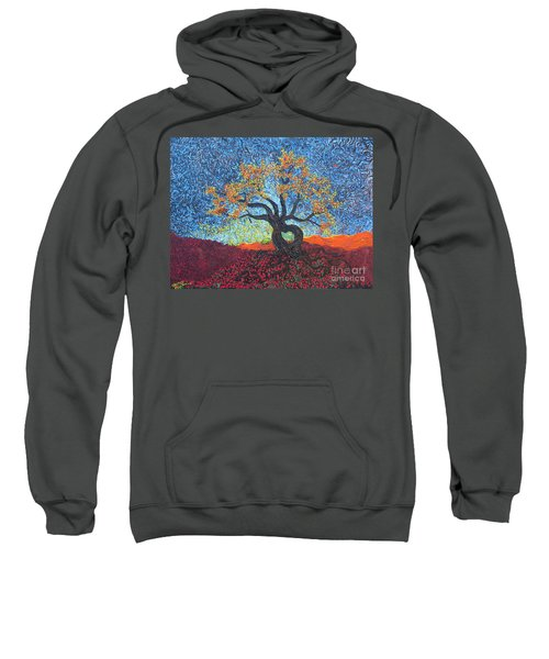 Tree Of Heart Sweatshirt