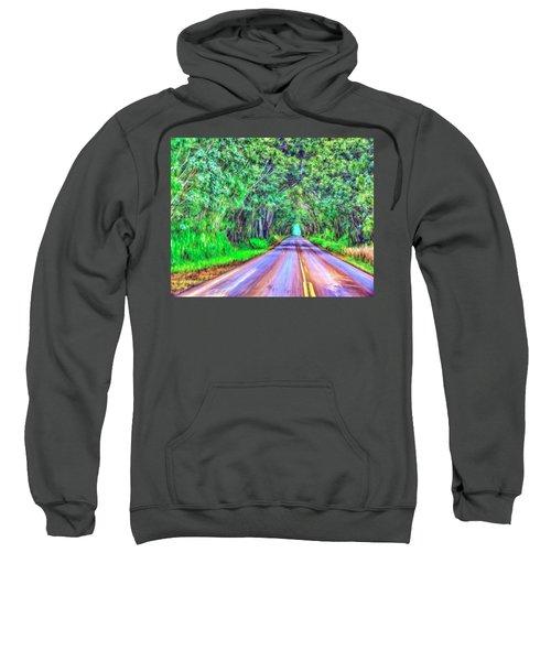 Tree Tunnel Kauai Sweatshirt