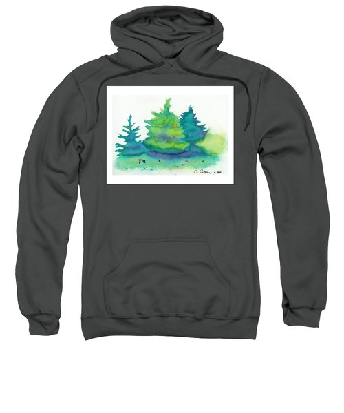 Trees 2 Sweatshirt