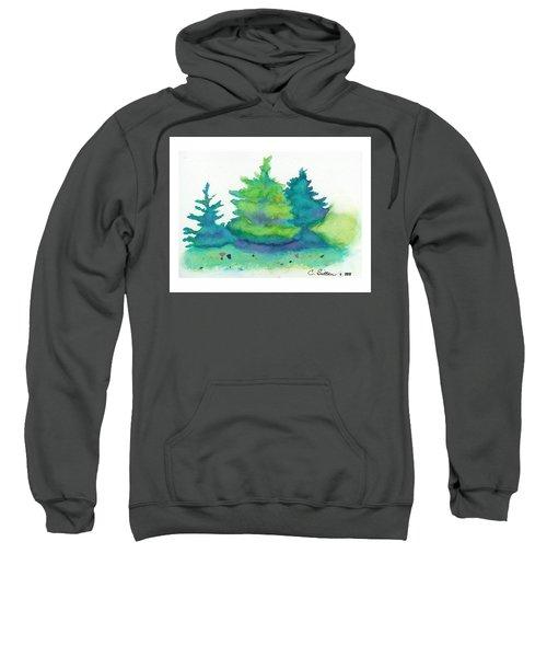 Trees 2 Sweatshirt