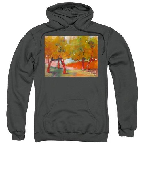 Trees #5 Sweatshirt