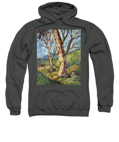 Trees In Spring Sweatshirt