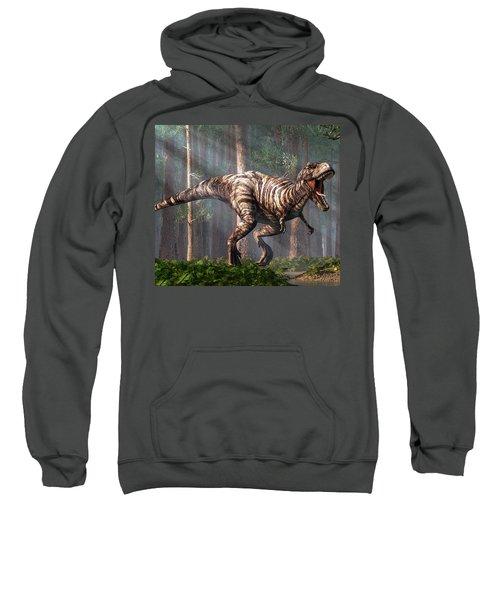 Trex In The Forest Sweatshirt