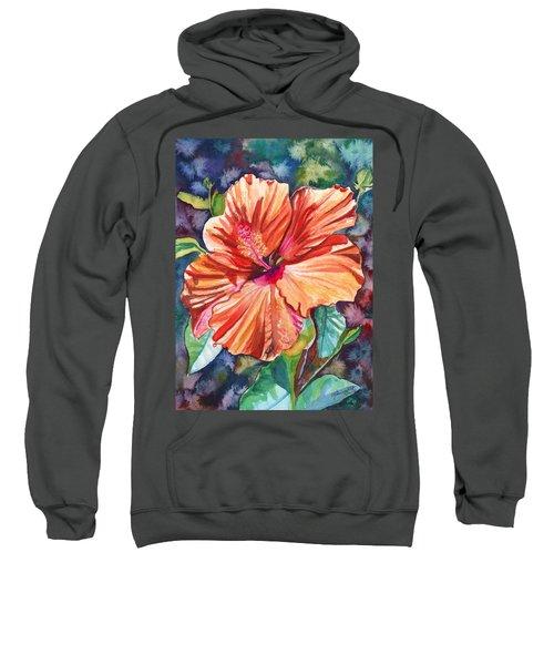 Tropical Hibiscus 5 Sweatshirt