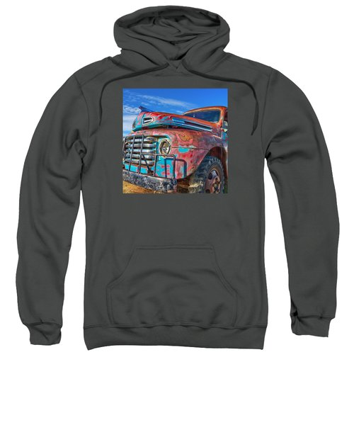 Heavy Duty Sweatshirt