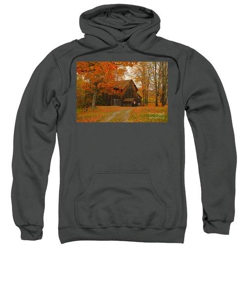 Tucked In The Trees Sweatshirt