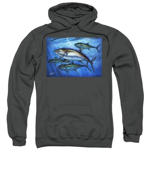 Tuna In Advanced Sweatshirt