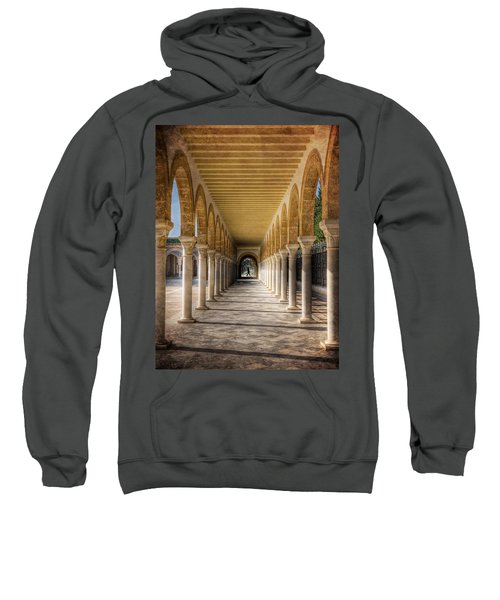 Tunisian Arches / Monastir Sweatshirt